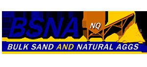 Bulk Sand & Natural Aggs Logo